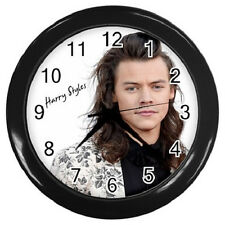 HARRY STYLES ONE DIRECTION 10 inch 25cm COLLECTIBLE WALL CLOCK 98864433