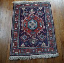 """New listing Vintage Turkish Rug 2'6""""x3'4&# 034;"""