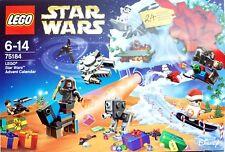 New LEGO Star Wars 2017 Advent Calendar - The Last Jedi: 75184 with Xmas BB-8.