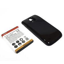 BATTERIA MARCA Smartex 4300mAh + COVER MAGGIORATA NERA PER Galaxy S4 mini