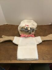 National Dairy Council Chef Combo Hand Puppet 1979