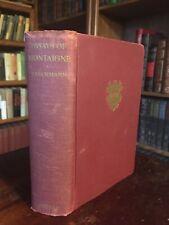 VINTAGE Montaigne Essays / E. J. Trechmann Translation