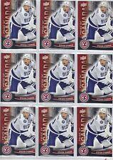 Lot of 100 *** 11-12 Upper Deck UD Steve Steven Stamkos NHCD #9 Card Mint
