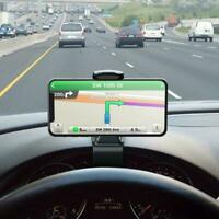 Universal 360 Mount Bracket Car Dashboard Holder Stand For Cell Phone K4G5