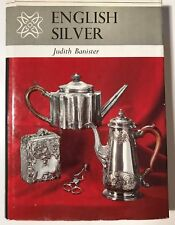 ENGLISH SILVER by Judith Banister (Hardback, 1966) Reference Book