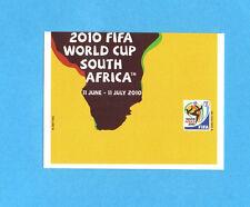 SOUTH/SUD AFRICA 2010-PANINI-Figurina n.28 -NEW BLACK BACK