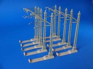 MARKLIN H0 - 7009 - 10x Catenary Mast /(14)