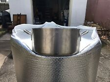 Large Stainless Steel Pot (Restaurant Quality) 17x 8 Legion Utensils Brand Used