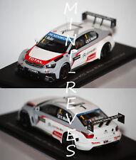 Spark Citroën C-Elysée WTCC 2014 Y. Muller 1/43 S2460