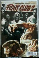 FIGHT CLUB 2 #1 BERMEJO VARIANT COVER NEAR MINT FIRST PRINT BAGGED AND BOARDED