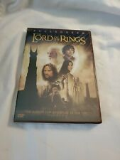 The Lord of the Rings: The Two Towers (Dvd, 2003, 2-Disc Set, Full Frame) New