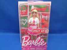 Barbie~Mini~Holiday~Christmas~Target~2014