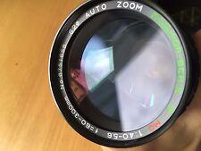 Neuwertiges MAGINON G MC f4-5.6 60-300mm für Canon FD