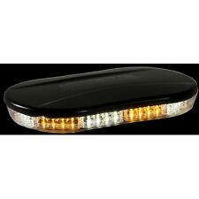 BUYERS PRODUCTS 8891082 - LIGHTBAR,MINI,LED,12-24VDC,AMBER/CLEAR
