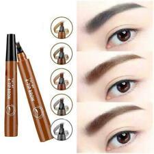 4 Points Eyebrow Pencil Eyebrow Pen Waterproof Fork Eyebrow Tip Liquid I8U9