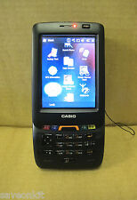 Casio it-800rgc-35 SCANNER BARCODE industriale Robusto IMAGER Telecamera Wireless GPS