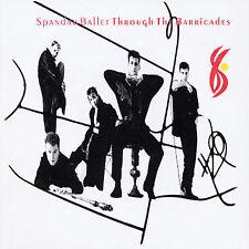 Through the Barricades by Spandau Ballet (CD, Jul-2002, Columbia (USA))