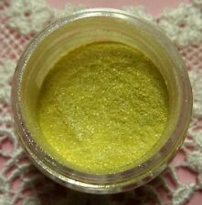 Baby Yellow Pearl Dust 4 grams Cake Decorating Dust Great for Gum Paste Deco