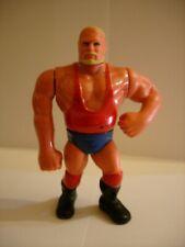 WWF WWE HASBRO SIMBA WENTOYS WRESTLING FIGURE BUTCH OF BUSHWAKERS USED