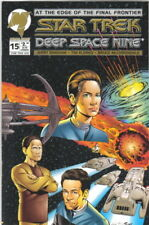 Star Trek: Deep Space Nine Comic Book #15 Malibu 1994 NEAR MINT NEW UNREAD