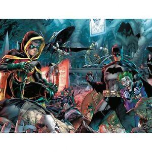Batman 3D Image Puzzle 500pc Official Merchandise