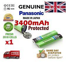 ORIGINAL Panasonic NCR18650B 3.7v-3.4AH Li-ion Rechargeable Battery Protected!!
