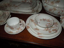 Antique, China Set,  Austrian, Carlsbad # 102 Piece  with Platters, Vegetable