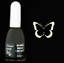 996b96f06e Vernis À Ongles Noir 15ml - Ebony de la Femme (29) Black Nail Varnish