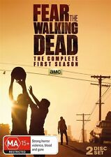Fear The Walking Dead (DVD, 2016, 2-Disc Set)