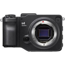 Sigma sd Quattro Camera Mirrorless Digital Camera OUTFIT C40900 in factory box