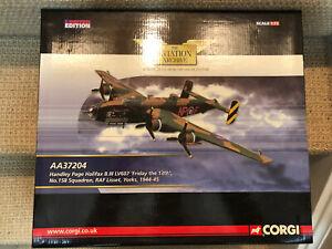 Corgi 1:72 Handley Page Halifax B.III, 'Friday The 13th', Yorks '44-45, AA37204