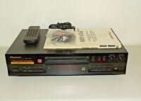 Pioneer PDR-509 High-End CD-Recorder, inkl. FB & BDA, 2 Jahre Garantie