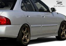 00-06 Fits Nissan Sentra Duraflex Evo 5 Side Skirts Rocker Panels 2pc 100151