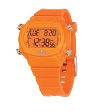 NEW ADIDAS CANDY ORANGE DIGITAL RESIN WATCH-ADH1942