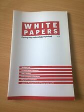 White Papers Computer Book