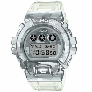 Casio G-Shock GM6900 Metal Covered Series Limited Edition Watch New GM6900SCM-1