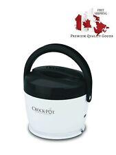 Crock-Pot Lunch Crock Warmer, Black