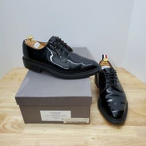 Thom Browne Mens Patent Leather Shoes Sz 10 (fits ~11) Very Nice Condition