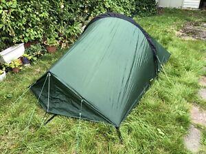 Terra Nova Laser 1 Tent Bikepacking Tent Trekking Tent.