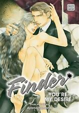 Finder Deluxe Edition: You're My Desire: Vol. 6 by Yamane, Ayano -Paperback