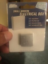 BLMA HO Scale #4310 Small Modern Electrical Box