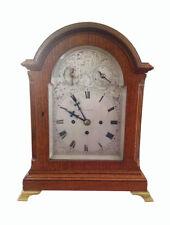 Oak Antique Bracket Clocks