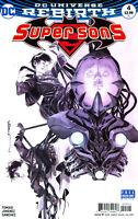 Super Sons #4 Dustin Nguyen Variant DC