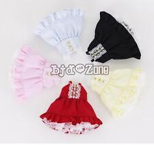 1/8 16cm Lati-Y/Puki Fee/AE/AI/BJD Clothes 5 color maid dress Candy color Suit