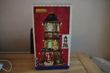 Lemax Christmas Clock Tower (Please read item description)