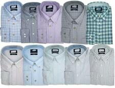 Charles Tyrwhitt Classic Fit Casual Long Sleeve Single Cuff Shirts 100% Cotton