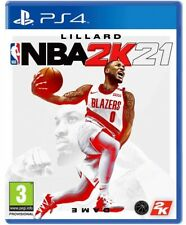 NBA 2K21 STANDARD EDITION PS4 VIDEOGIOCO ITALIANO GIOCO BASKET EU PLAY STATION 4