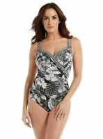 Miraclesuit Swim Sanibel Swimsuit in Castaway - firm control swimwear
