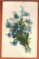 Carte Postale//- Bouquet de Fleurs - Série Aquarelle - TAM  - Réf.B59