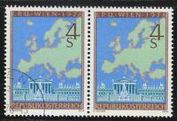 Austria 1978 MNH & CTO NH Mi 1574 Sc 1080 Parliament,Vienna